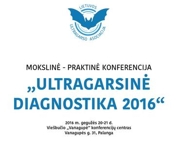 Ultragarsinė diagnostika 2016